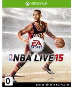 NBA Live 15 (Xbox)