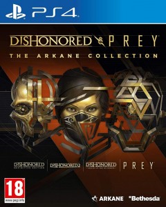 Dishonored & Prey - The Arkane Collection [PS4]