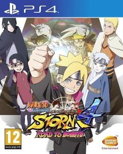Naruto Shippuden Ultimate Ninja Storm 4 Road to Boruto [PS4]