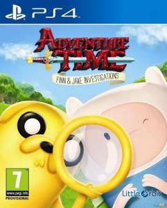 Adventure time (Финн и Джейк ведут следствие)