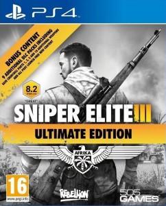 Sniper Elite 3 Ultimate edition [PS4]