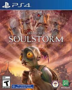 Oddworld: Soulstorm - Day One Edition