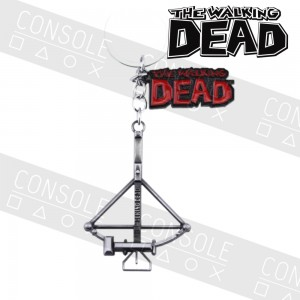 The Walking Dead (Keychain) Брелок металлический