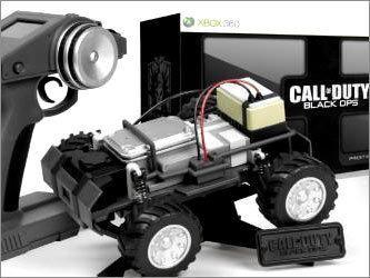 Call of Duty Black Ops Prestige Edition RC-Xd (RC Car)