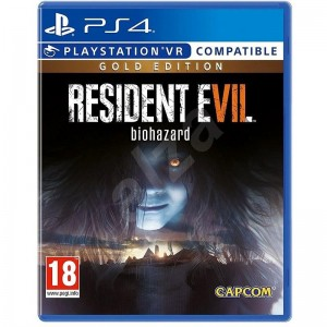 Resident Evil 7: Biohazard - Gold Edition [PS4]