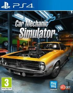 Car Mechanic Simulator [PS4]