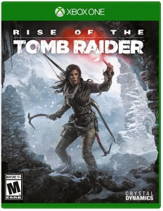 Rise of the Tomb Raider (Xbox) [Trade-In]