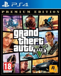Grand Theft Auto V Premium Edition [Xbox]