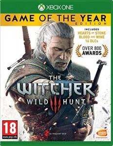 The Witcher 3 The Wild Hunt GOTY