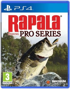 Rapala fishing. Pro series