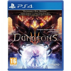 Dungeons 3 (III) Extremely Evil Edition