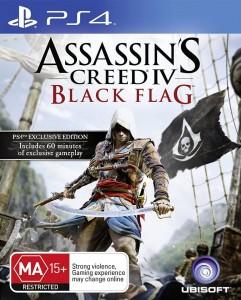Assassin's Creed 4 Черный флаг