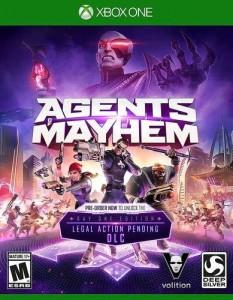 Agents of Mayhem: издание первого дня - Дело на рассмотрении