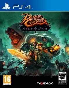 Battle Chasers:Nightwar