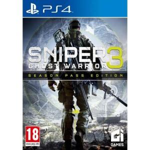 Sniper Ghost Warrior 3 Season Pass [PS4]