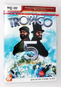 """Tropico 5 (включает в себя эксклюзивное дополнение """"Bayo del Olfato"""")"""