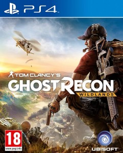 Tom Clancy's Ghost Recon: Wildlands [PS4]