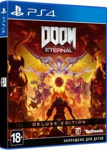DOOM Eternal - Deluxe Edition [PS4] [Trade-In]