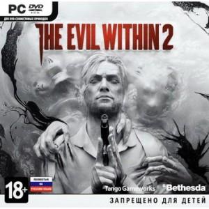 The Evil Within 2 (Только установлчный диск, скачивается дополнительно через Интернет)