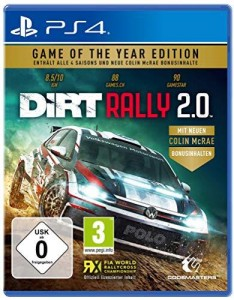 DiRT Rally 2.0 - Game of The Year Edition [PS4]
