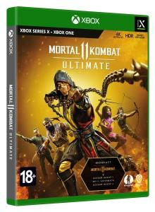 Mortal Kombat 11: Ultimate [Xbox]