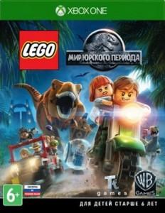 LEGO Мир Юрского Периода (Xbox One)