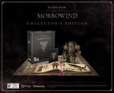 The Elder Scrolls Online: Morrowind. Коллекционное издание (PS4)