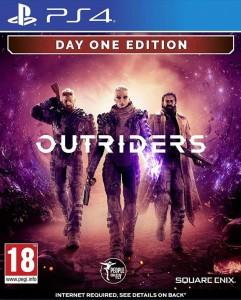 Outriders Издание первого дня [PS4]