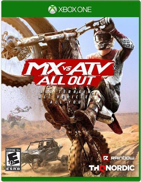 MX vs. ATV All out [Xbox]