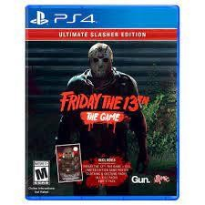 Friday the 13th: The Game Ultimate Slasher Edition [PS4]
