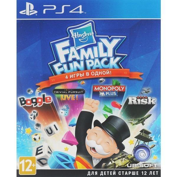 Hasbro Family Fun Pack [PS4]