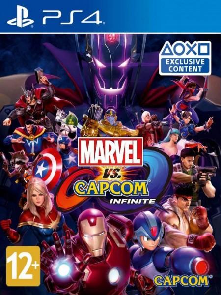 Marvel vs. Capcom: Infinite [PS4]