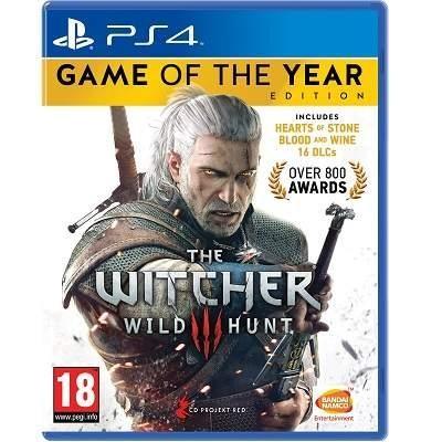 Witcher 3 The Wild Hunt / Ведьмак 3 Дикая охота GOTY [PS4]