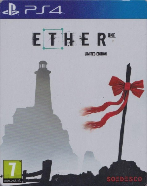 Ether one - limited edition (Steelbook) [PS4]