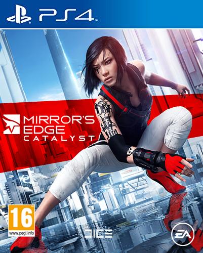 Mirror's Edge Catalyst [PS4]