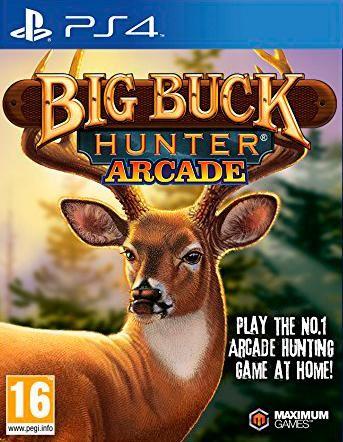 Big Buck Hunter Arcade [PS4]