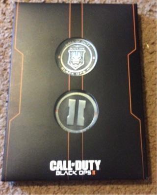 Call of Duty Black Ops II Сувенирные жетоны