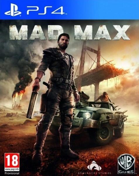 Mad Max [PS4] [RUS]
