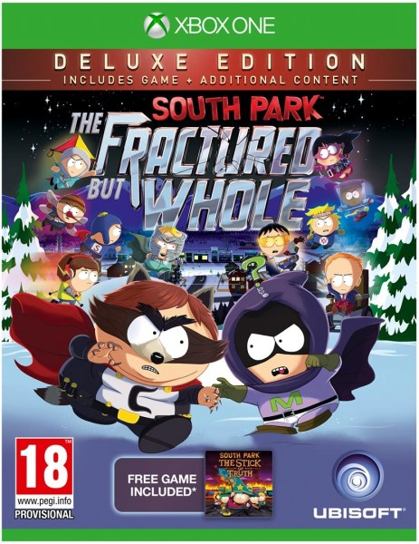 South Park The Fractured But Whole - Deluxe Edition [Xbox]