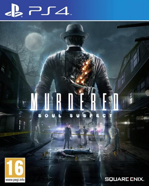 Murdered Soul Suspect [PS4]