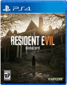 Resident Evil 7: Biohazard (поддержка VR)
