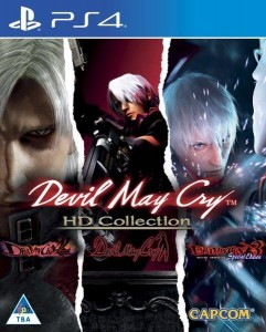 Devil May Cry HD Collection (Сборник)