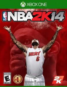 NBA2k14 (Xbox)