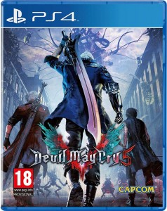 Devil May Cry 5 [PS4]