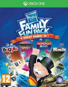 Family Fun Pack: 4 игры в одной