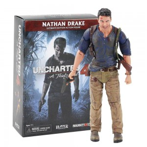 Uncharted 4. Ultimate Nathan Drake (17 см)