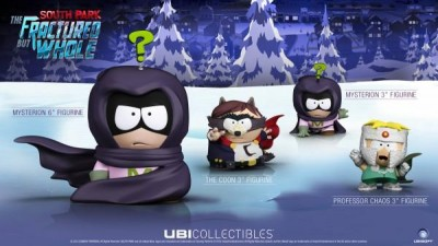 South Park the Fractured but Whole (3 фигурки по 8см: Mysterion, The Coon, Professor Chaos)
