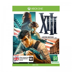 XIII Limited Edition (Steelbook)