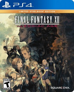 Final Fantasy XII: the Zodiac Age Особое Издание (PS4)