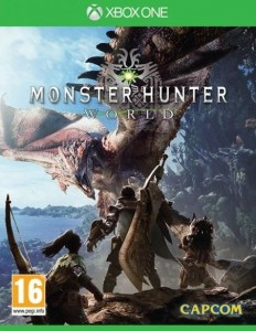 Monster Hunter World (Xbox)
